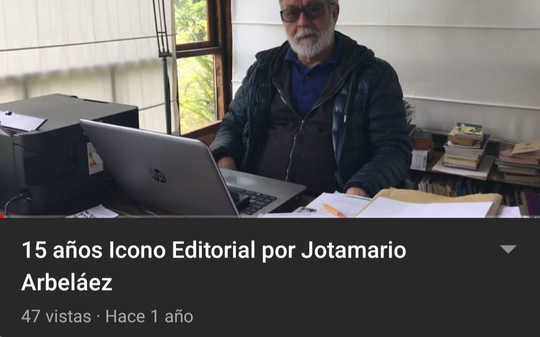 Jotamario Arbeláez, mensaje por motivo de nuestros 15 años
