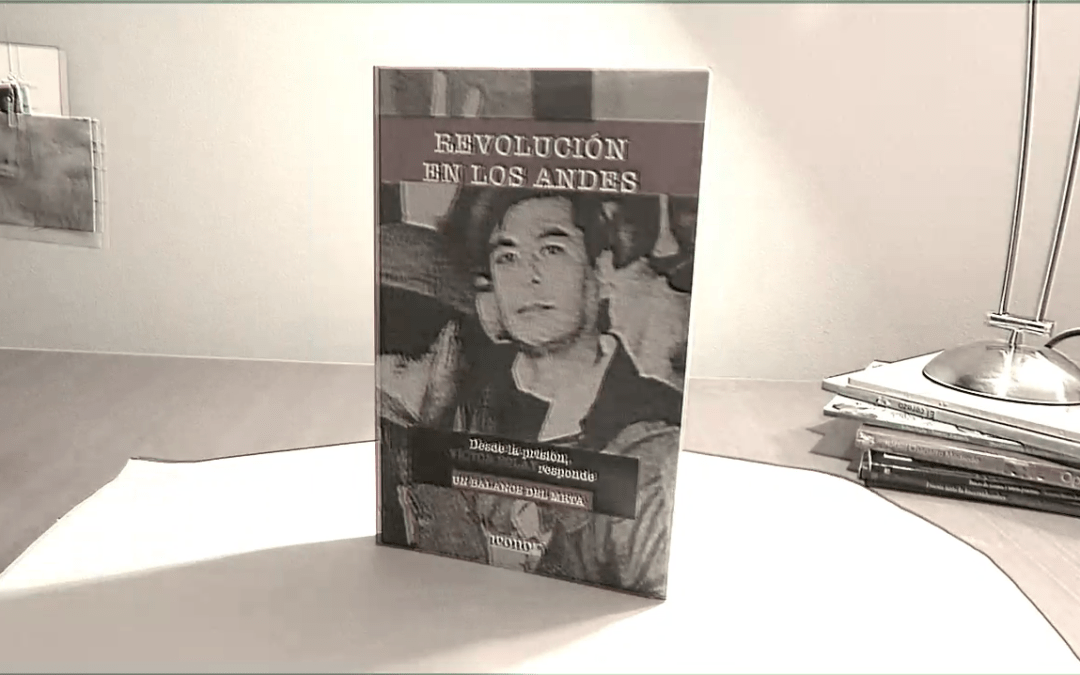 """Presentación del libro """"Revolución en los Andes"""" de Víctor Polay"""